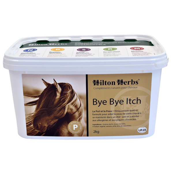 LE BYEBYE ITCH - HILTON HERBS