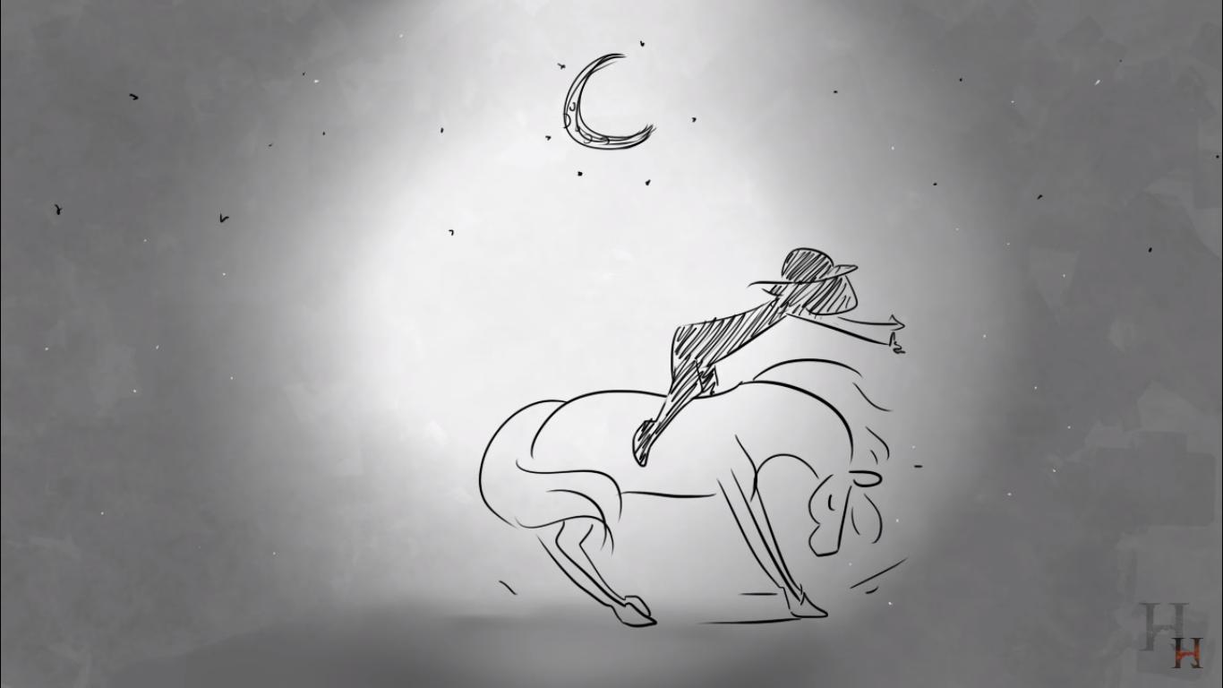 Pourquoi les cavaliers tombent-ils de cheval?